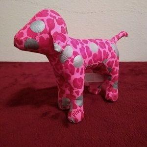 VS Pink Logo Dog